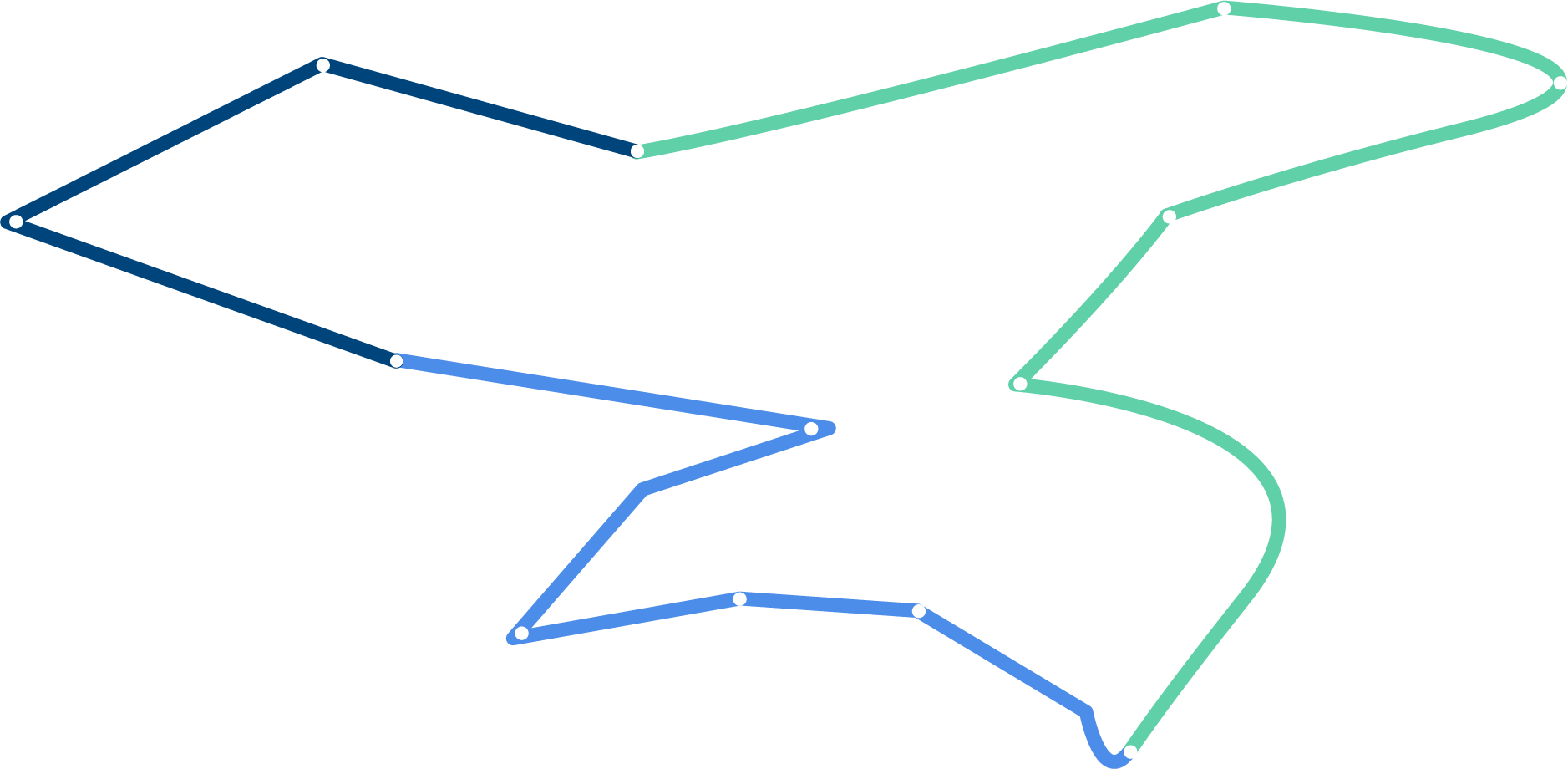 Map overlay - Invitational Course